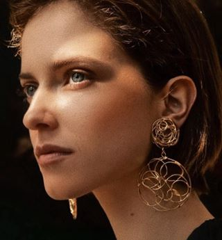 ss19 newcollection jewelleryphotography jewelleryshoot campaign statementearrings comingsoon editorial