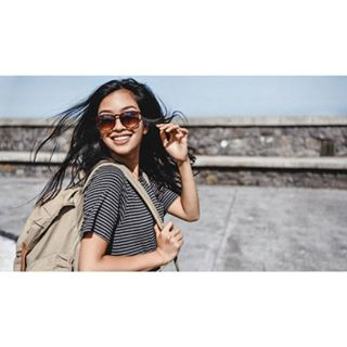 photoshooting bilbao travelling backpack hair smile bluetomato catalogue skin austria graz based sunkissed butcantaffordit messy happy sunglasses fjällräven in causeyouspend summer whenyou spain filipina kimybahian allyourmoney love on windthroughmyhair
