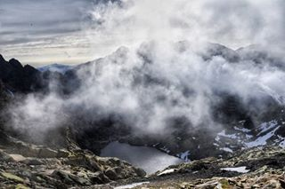 clouds corse gr20 hiking lake landscapephotography mountains nikonbelgium tamron2470g2 yourshotphotographer