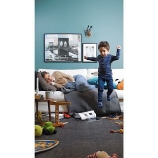 advertise besqab child cinemagraph cinemagraphs home jump kid resting sköndal sleep