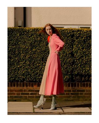 film photography womensfashion published ss19 pink style vogue womenwear editorial lawofattraction fashion spring thefilmdiaries london ootd photoshoot