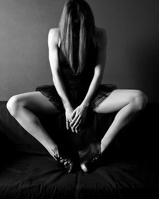 ballerina goth dark_ballerina dancer antoniacantaphotography bw_photography portrait bw portraiture