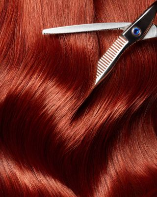 beautypostproduction photoshooting haircloseup retoucher redhaircolor redhair