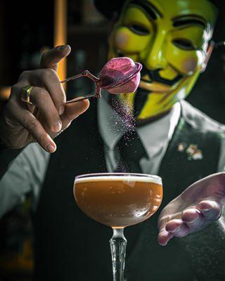 anonymousbar bartender bartenderoftheweek bartending class cocktailbars drinks interview mixology prague