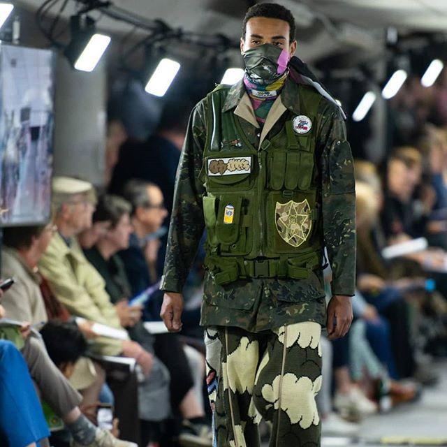 catalunya like4likes photography art blackmenstyle style malemodel runwaymodels model thelookout catwalk scoutingelitevestiville army fashion