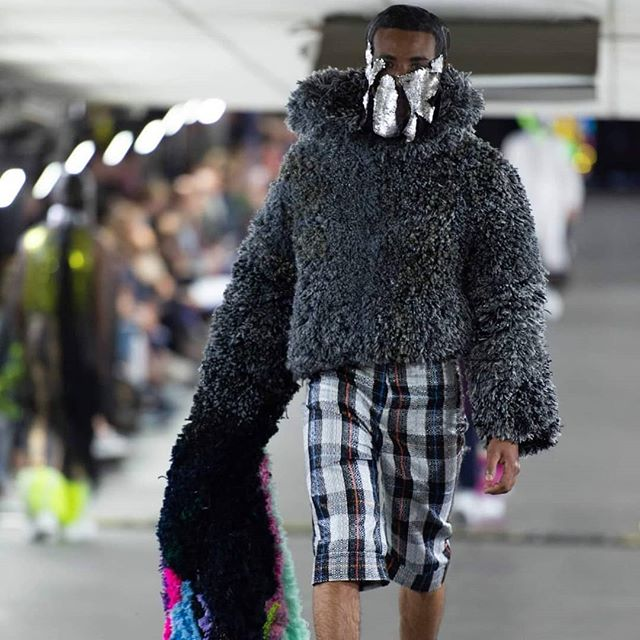 scoutingelitevestiville blackmenstyle model catwalk runwaymodels art malemodel like4likes photography thelookout army style fashion catalunya