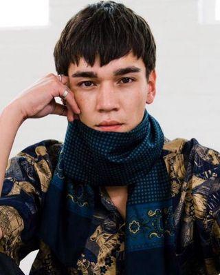 portraitphotography malemodels asianmodel asianmalemodel silk streetwearfashion streetwear streetstyle yellowcab