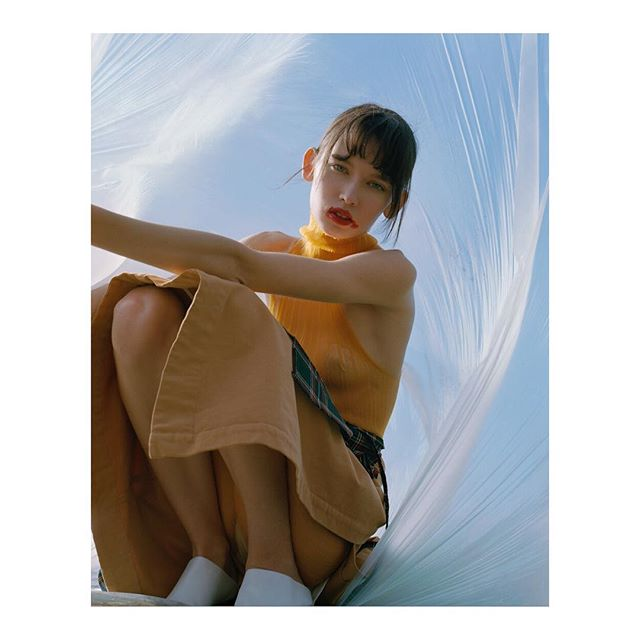 woman girl model sickymag acnestudios film editorial sickymagazine beauty fashion online