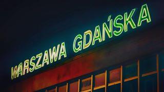neon neonlights nightligjts nightphotography warsaw warsawbynight warszawagdanska