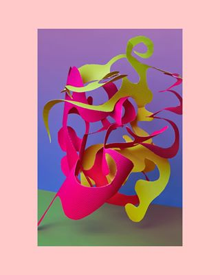 contemporary art studio photography contemporaryart pink 2 sculpture 1 everydaypractice form stilllife object