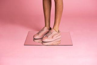 advertising commercial fashion studio canon pixapro puma trainers footwear footasylumwomens footasylum