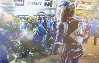 24hmotos 24hoursmotolemans 60minride bike bikeride fullthrotle instamotor lemans24h motorcycle yamaharacing
