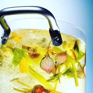 yummiefood welldone soupoftheday liquidphotography liquiddelights joergkritzerphotography ingobreuer hotandready foodphotography