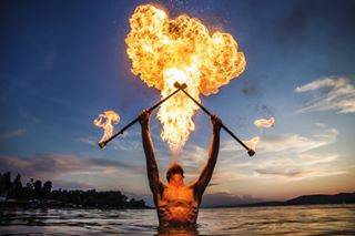 sunsetshoot createcommune canonbelgium balatonsound cameraland_oranje fire journeyofsound balaton throwback 2017 photographer fireshoot amazingsunset dmmstudios photography firebreather tb