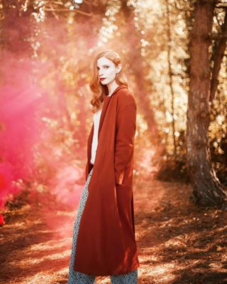 clouds colours fineart fog forest inspiration lithuanian magic oxford photography portrait redhair