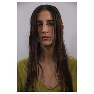 crashmagazine acnestudios firstlook womenmanagement jonnyjohansson backstage model pfw parisfashionweek
