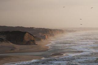 landscape portugal ocean