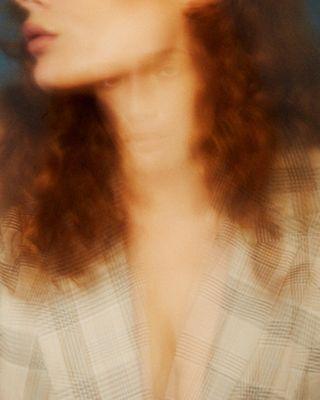 portraitvision portrait instamood photooftheday redhair twogirls twoface blur