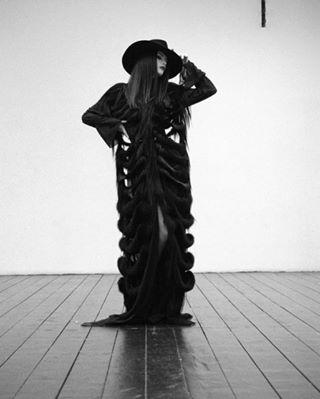 fashionshoot fur blackandwhitephotography filmisnotdead analogphotography