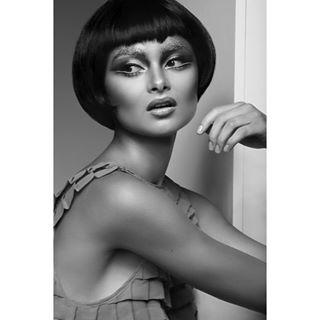 blackandwhite beautyeditorial