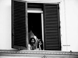 عکس followme photography roma photographer blackandwith picoftheday mojipana cute italia italy boy window هنر italy🇮🇹❤ me people love girl عکاسی fotografo photo rome foto