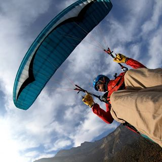 flying clouds ginparagliders parapente learntofly paragliding fly gopro7black gin liveyourdreams
