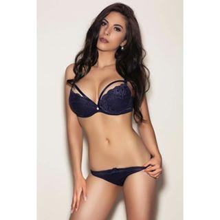 internationalwomensday brunette beauty edit lingerie blue shooting rvds sexy women