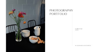 Portfolio STILL LIFE photo: 0