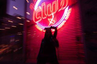 warsawgirl pentaxk5 citybynight warsaw portrait_vision blindedbythelight model sesja faza neongirl badgirl portraitphotography tfp photoshoot instadialy pentaxphotography neon