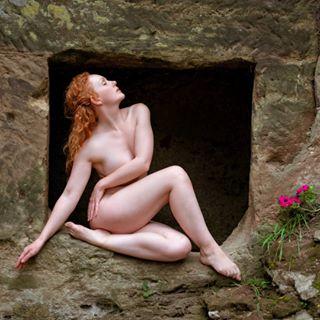 beautifulredhead artisticnude redheadgirl artnude