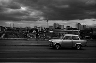 alex art berlin blackandwhitephotography blackwhite city cityscape clouds germany streetphotography trabbi travel travelgram travelphotography