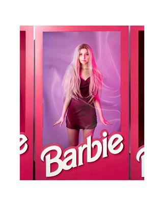 barbie doll gellighting studio