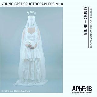 athensphotofestival athensphotofestival2018 catherinechatzidimitriou brides benakimuseum nyfes younggreekphotographers