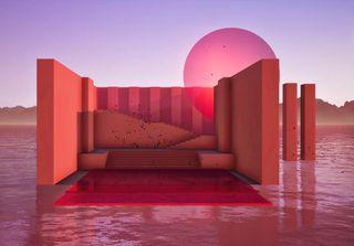 digitalart concept decor 3d space abstractart abstract setdesign adolpheappia