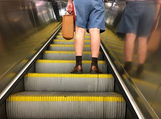 bpvagyok budapest escalator grainedephotographe hungarian ig_europe inspiredeye iphone6s keepitsimple lensculturestreets minimalist momentsinbudapest reflection shutterbug_collective socksandsandals spicollective streetfashion street_perfection streetphoto street_photo_club streetphotography streetphotography_color streetphotographyincolors suitcase summerfashion summerishere thisisbudapest world_photography_club worldstreetfeature yellow