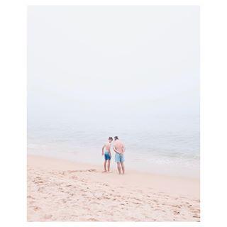 areia bleu blue degrade fotografia fujix100f juntos mar photographie sand sea