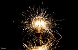 defeat darkness shine sparkler lamp broken