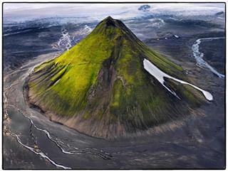 aerialphotography hansstrand hasselblad hasselbladphotography iceland icelandphotography landscapephotography maelifell paulnicklengallery volcano