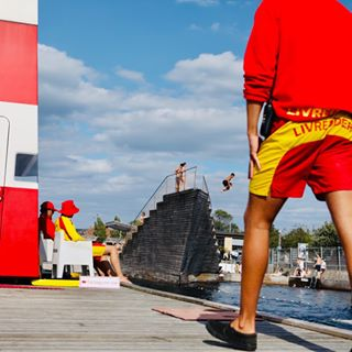 bbctravel copenhagen denmark dispatchfrom harbourswimmimg islandsbrygge lifeguards mytinyatlas ngtuk streetphotographer streetphotographercommunity streetphotography yourshotphotographer