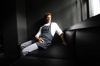 monotone canon5dmarkiv canonuk portraits portraiture portrait_vision portraitmode portrait_ig portrait restaurant chef