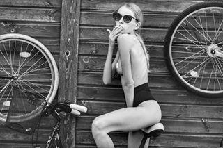 model photographer nudeart bicycle healthylifestyle ukrainiangirl photography slovakphotographer vogue blackandwhite bike sexyandfurious imaginebw