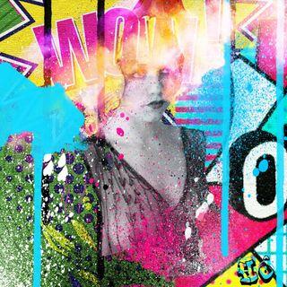 art galleryart illustration painting popartstyle