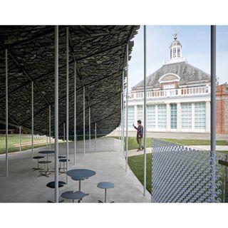 archdaily designboom architecture junyaishigami dwell serpentinepavilion2019 henrywoide aecom dezeen