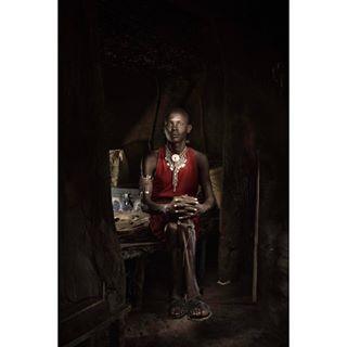 maasaiboy africa kenya massaicomunity masaimara portrait lightpainting