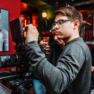 behindthescenes cinematographer cinematography crew crewlife filmmaker filmmaking makingof red redcamera redgemini slider