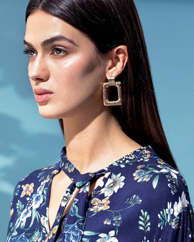 beauty model work cover photography fashionphotography july blue studio magazine