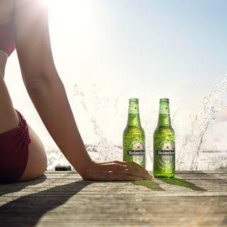 lifestylephotography raining☔ advertisingphotography heineken summervibes rainyday canon