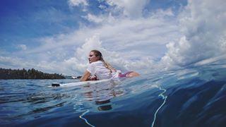 ocean surfboard indonesia bikini girl wetsuit nature surfing jungle sumatra gonesurfing tan onepiece surfindo photography mentawai surf wavesarepumping surfergirl burgerworld sea naturephotography waves sports love blonde