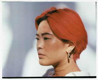 120 portra400 sioejeng print analog filmisnotdead 6x7 portraitphotography kodak pentax portrait film mediumformat