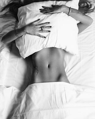 helmutnewton pillow sweden blackandwhite blonde